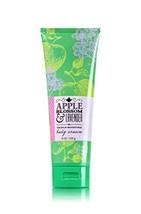 Bath & Body Works Apple Blossom & Lavender Body Cream 8 Oz. - $10.49