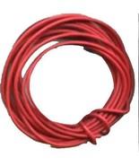 10 Ft. 24 Gauge Stranded Red Wire for N Gauge Trains - $4.99