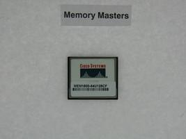 MEM1800-64U128CF 64MB Approved CompactFlash Card for Cisco 1800 Series