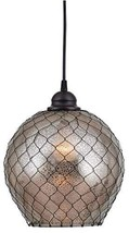 Kenroy Home Kenroy 93038AMER Transitional One Light Pendant from Nillo Collectio - $148.59