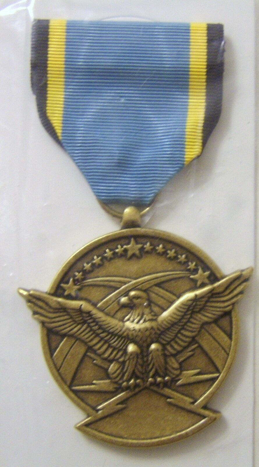 Primary image for U.S. AIR FORCE AERIAL ACHIEVEMENT MEDAL FULL SIZE - NIP:K3