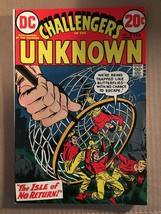 Challengers Of The Unknown #78 DC Comic Book VG Condition 1973 - $2.69