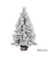 "Vickerman 48"" Frosted Beckett Pine Tree - $171.23"