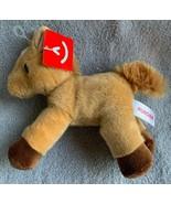 "Aurora Prancer Horse 8"" Mini Flopsie  #16639 Stuffed Animal Toy - $10.88"