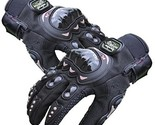 MYOPKLP Carbon Fiber Motorcycle Power sports Racing Gloves