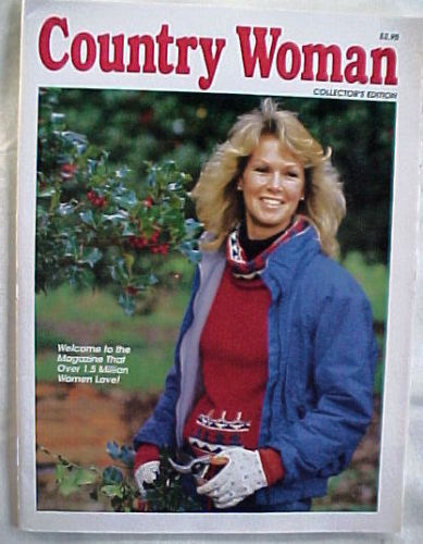 Primary image for COUNTRY WOMAN-1992 COLLECTOR'S EDITION-DECORATING;COOKING;CRAFTS;ANTIQUES;TRAVEL