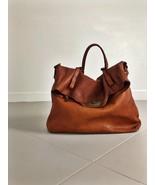 MAIL BAG handmade leather bag - $289.00