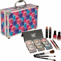 Makeup Cosmetic Kit Set Teens Girls Starter Storage Case 20 Piece All In... - $44.95