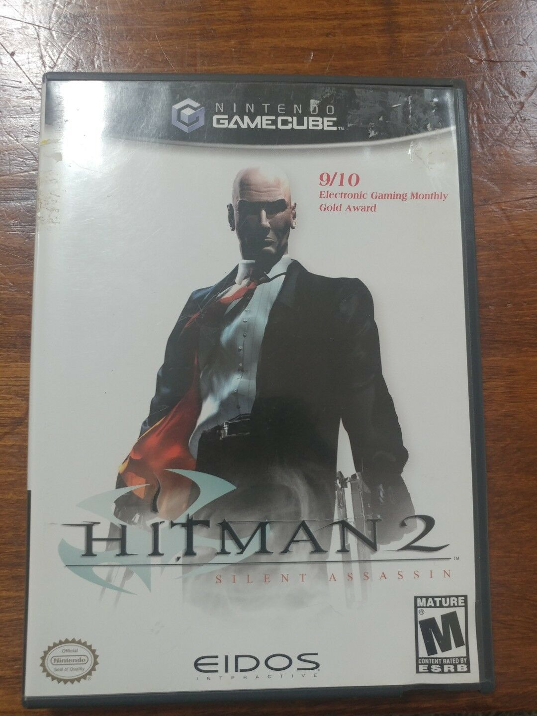 Hitman 2: Silent Assassin (Nintendo Gamecube, 2003)