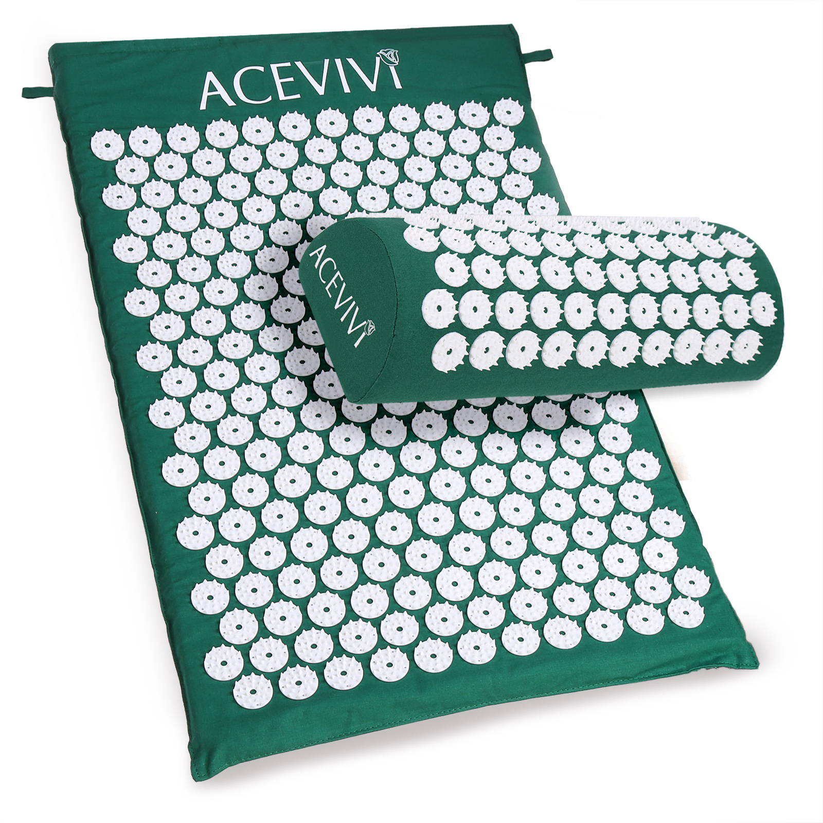 Acupuncture / Acupressure Yoga Mat With Pillow
