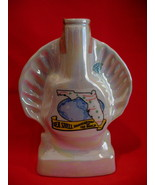 Vintage Jim Beam Seashell Decanter Florida Sea Shell Collector Souvenir ... - $24.95