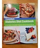 Prevention's Diabetes Diet Cookbook : Discover the New Fiber-Full Eating... - $7.91