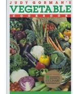 Vegetable Cookbook by Judy Gorman A celebration... - $16.77