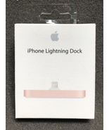 Original Apple iPhone Lightning Dock-IPHONE 5 5S 6 6S 8 X XS MAX PLUS -R... - $17.41