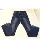 Angels Sz 8 Denim Blue/gray Jeans - $13.99