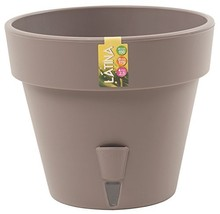 Santino Self Watering Planter LATINA 7.9 Inch Shade Flower Pot - €16,68 EUR
