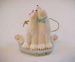 Vintage 2003 American Greetings - Our Christmas Together - Polar Bears - $7.99