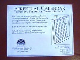 Perpetual calendar thomas kinkade cherry 011 thumb200