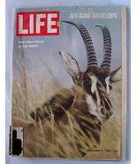 LIFE Magazine December 1969 Apollo Africa Graham Kerr - $12.95