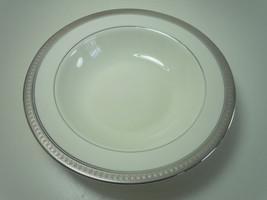 Mikasa Palatial Platinum Fruit Dessert Bowl - $9.49