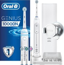 Oral-B Genius 10000N White Electric Toothbrush