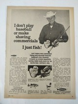 Rare 1975 Guidebrod Fishing Original Print Ad Advertisement  - $24.73
