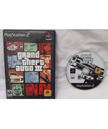 Grand Theft Auto 3 PS2 Sony PlayStation 2 Game Disc & Case - $9.89