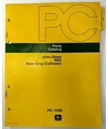 Vintage John Deere Parts Catalog PC-1526 OEM RR2 Row Crop Cultivator - $28.98