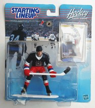 1999 Wayne Gretzky Starting Lineup Action Figure New York Rangers Hasbro... - $3.86