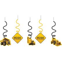 Dizzy Danglers Construction Birthday Zone/Case of 30 - ₨2,488.82 INR