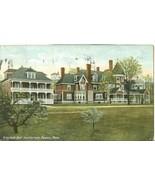 Greylock Rest Sanitarium, Adams, Mass 1909 used Postcard  - $3.99