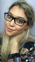 New BURBERRY B 6521 3002 53mm Tortoise Rx Unisex Eyeglasses Frame Italy - $129.99