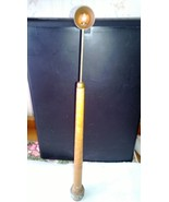 Candle-snuffer made with vintage spool - $12.00