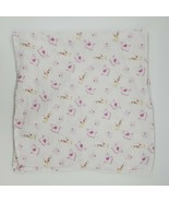 To Good By Penny Jungle Swaddle Blanket Cotton Muslin Security Baby Pink... - $12.99