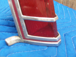 1977 MARK V RIGHT TAILLIGHT OEM USED ORIGINAL LINCOLN FORD PART 1979 SCRATCHES image 9