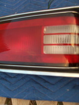 1992 1993 1994 1995 BUICK LESABRE CENTER TAIL LIGHT OEM USED TRUNK MOUNT PANEL image 4