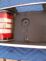 1992 1993 1994 1995 BUICK LESABRE CENTER TAIL LIGHT OEM USED TRUNK MOUNT PANEL image 5