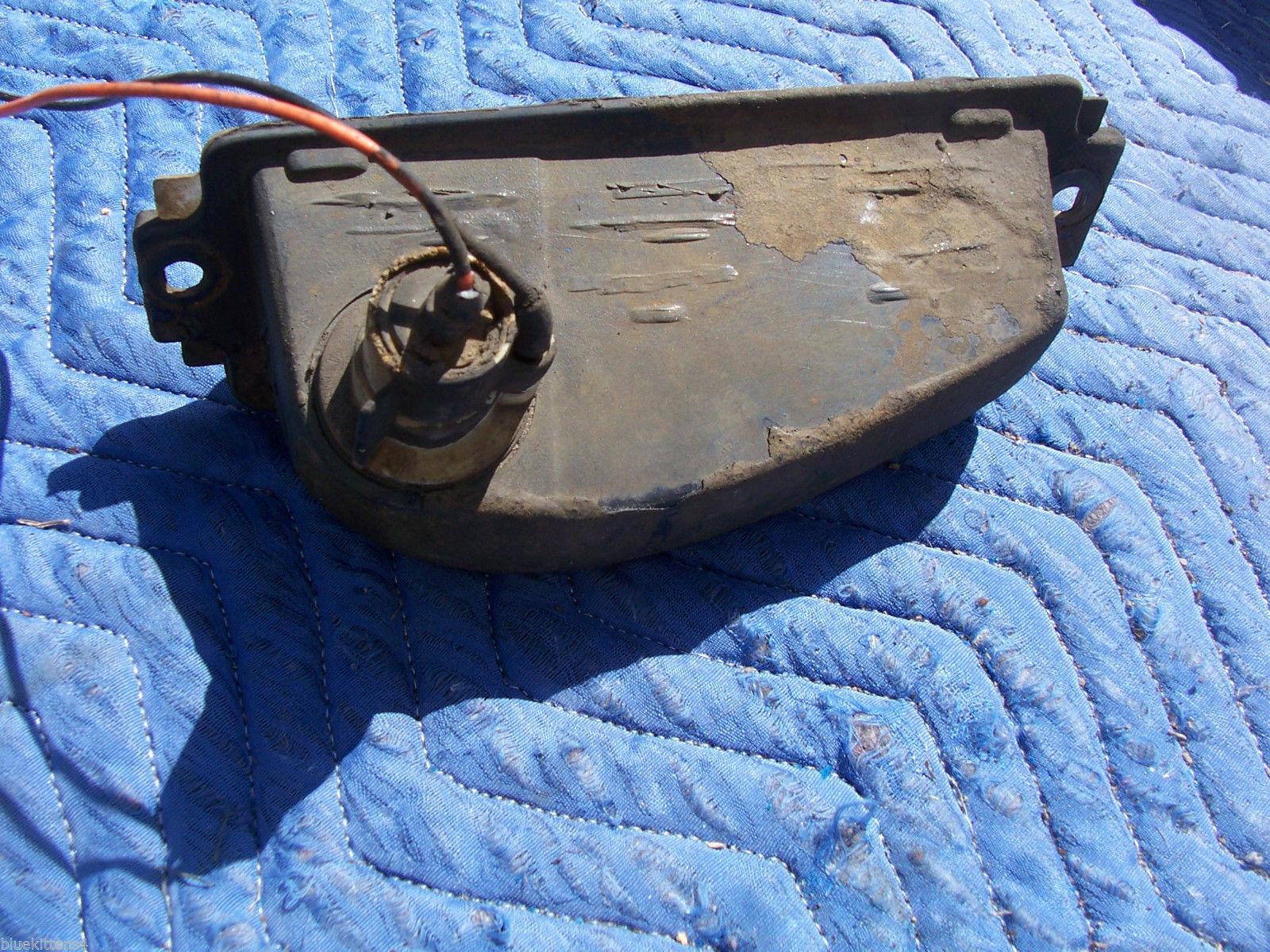 1985 ELECTRA  ESTATE WAGON  LEFT FRONT SIDE MARKER LIGHT OEM USED ORIG BUICK GM image 4