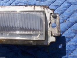 1985 ELECTRA  ESTATE WAGON  LEFT FRONT SIDE MARKER LIGHT OEM USED ORIG BUICK GM image 3