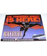 1999 Batman Beyond 22 by 17 DC Comics Universe Dark Knight promo poster ... - $40.00