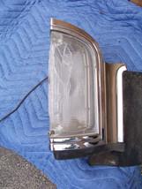 1969 ELDORADO RIGHT MARKER LIGHT CRACKED BROKEN SEE PHOTOS OEM USED CADILLAC image 1