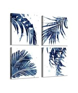 Natural Picture Leaf Artwork Paintings: Palm Leaves Graphic Art Print on... - $45.92