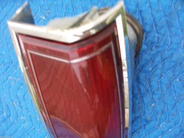 1986 TOWNCAR RIGHT TAILLIGHT OEM USED ORIGINAL LINCOLN FORD PART # image 3