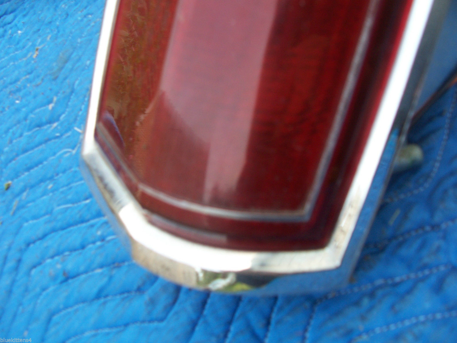 1986 TOWNCAR RIGHT TAILLIGHT OEM USED ORIGINAL LINCOLN FORD PART # image 4