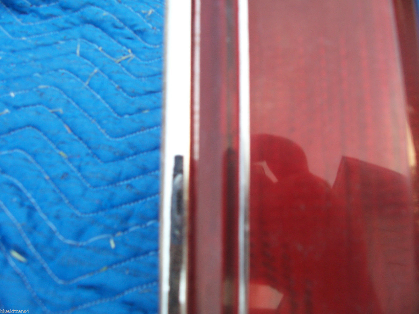 1986 TOWNCAR RIGHT TAILLIGHT OEM USED ORIGINAL LINCOLN FORD PART # image 7