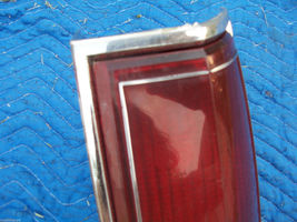 1986 TOWNCAR RIGHT TAILLIGHT OEM USED ORIGINAL LINCOLN FORD PART # image 9