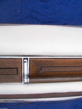 1975 SEDAN DEVILLE LEFT REAR DOOR PANEL UPPER HAS WEAR OEM USED CADILLAC image 7