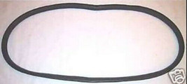 1960-70 International Harvester Scout pickup rear glass weatherstrip seal - $62.32