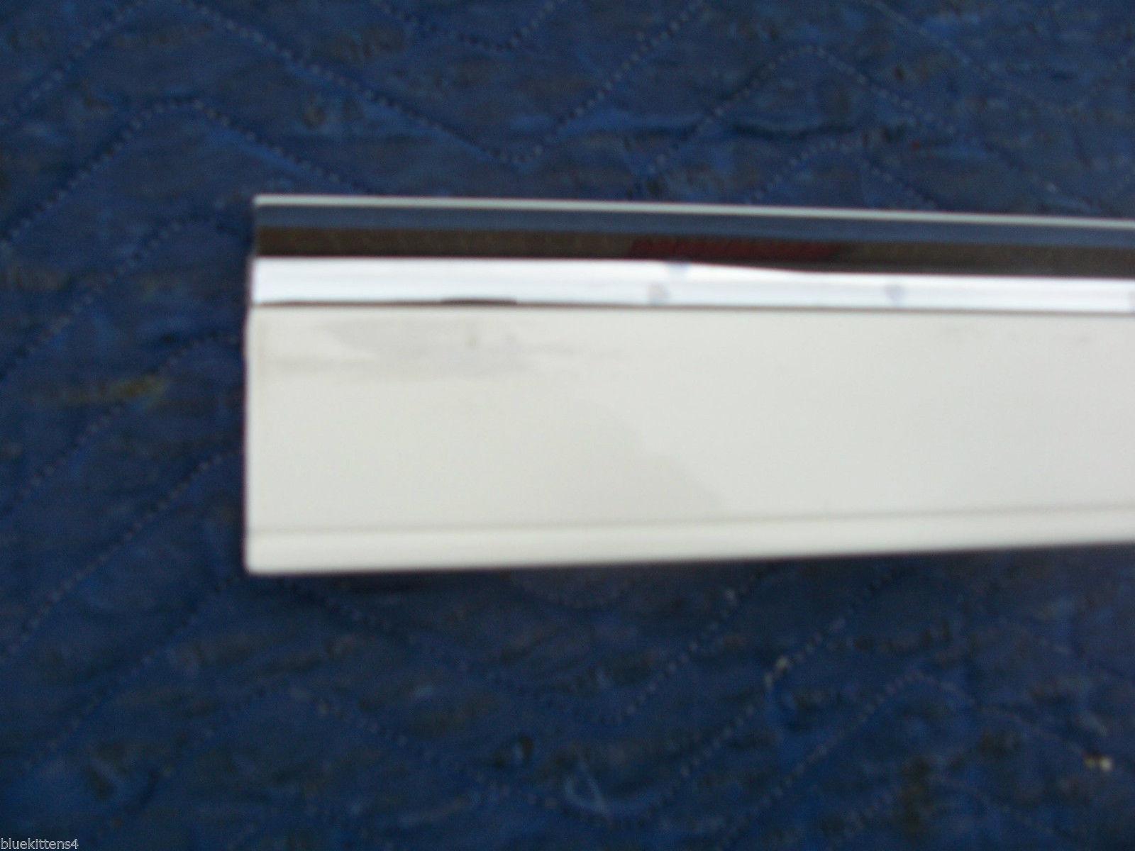 1995 ELDORADO LEFT QUARTER REAR FENDER TRIM MOLDING OEM USED ORIG GM CADILLAC # image 2