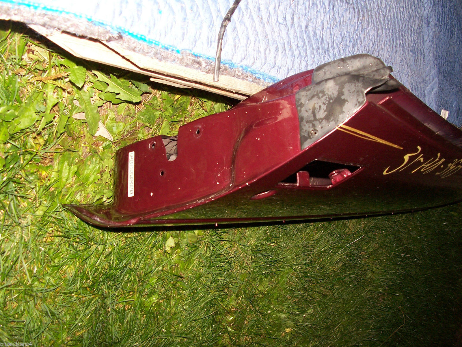 1990 BUICK REATTA RIGHT BARE DOOR SHELL OEM ORIG USED GM PART 1991 1989 1988